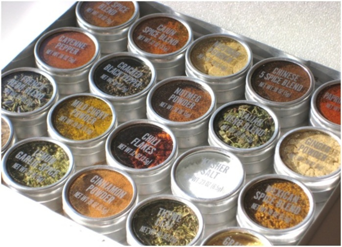 A special spices kit