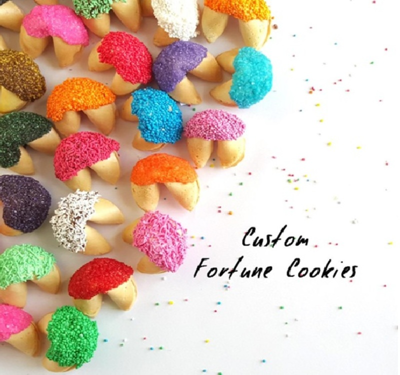 Fortune cookies  - Unique Mother's Day Gifts