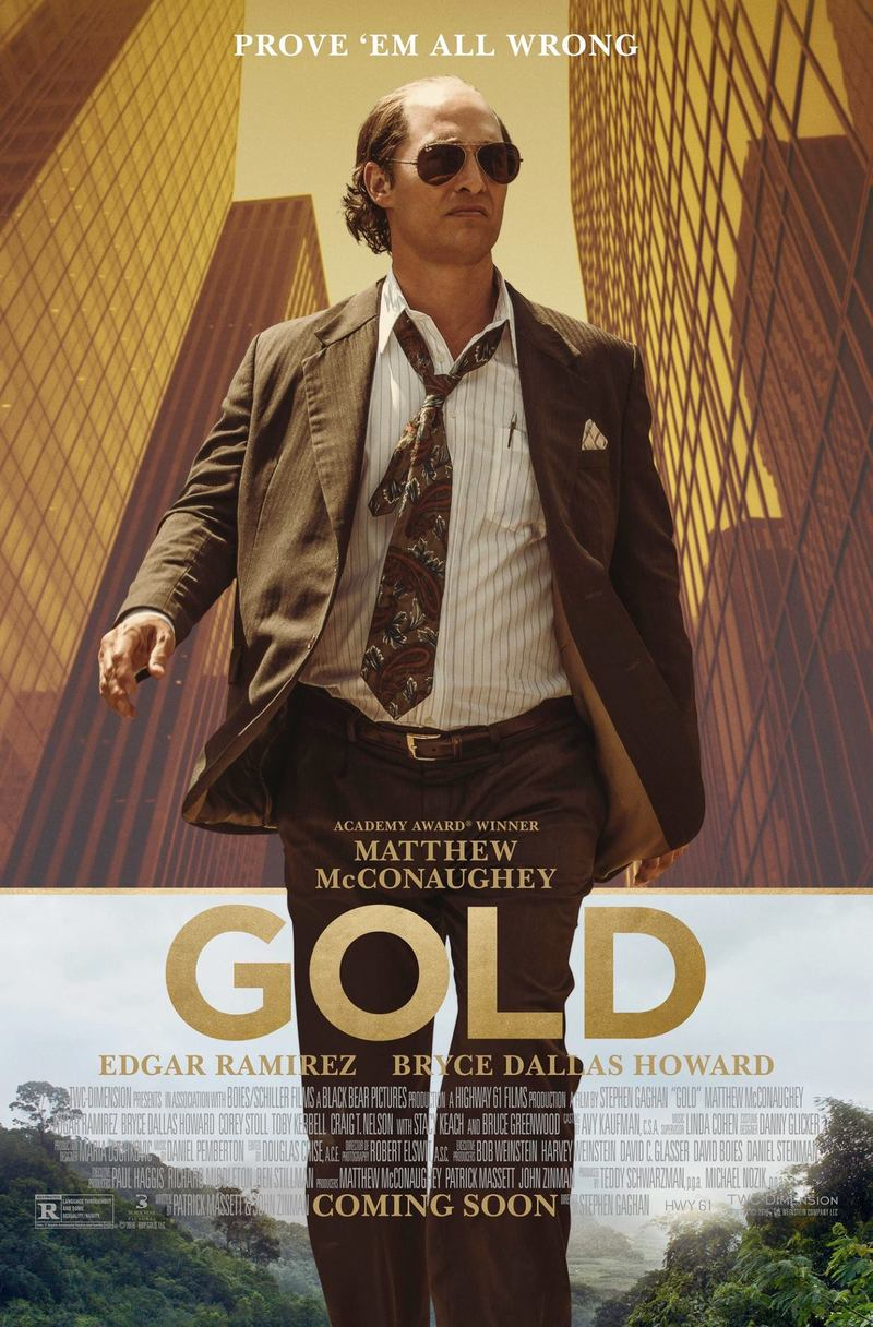 Gold - Movie Review