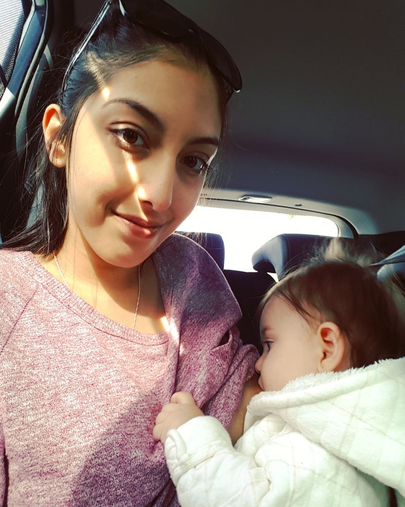 My Breastfeeding Journey- A Tale Of Perseverance And Triumph