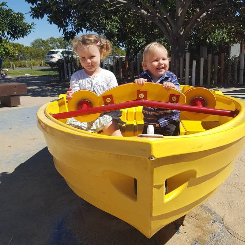 My two children  - What I Wish I Knew About 2 Under 2