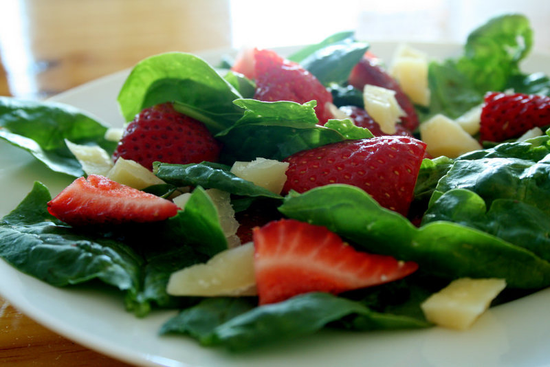 salad  - 5 Top Fertility Foods to Eat Regularly