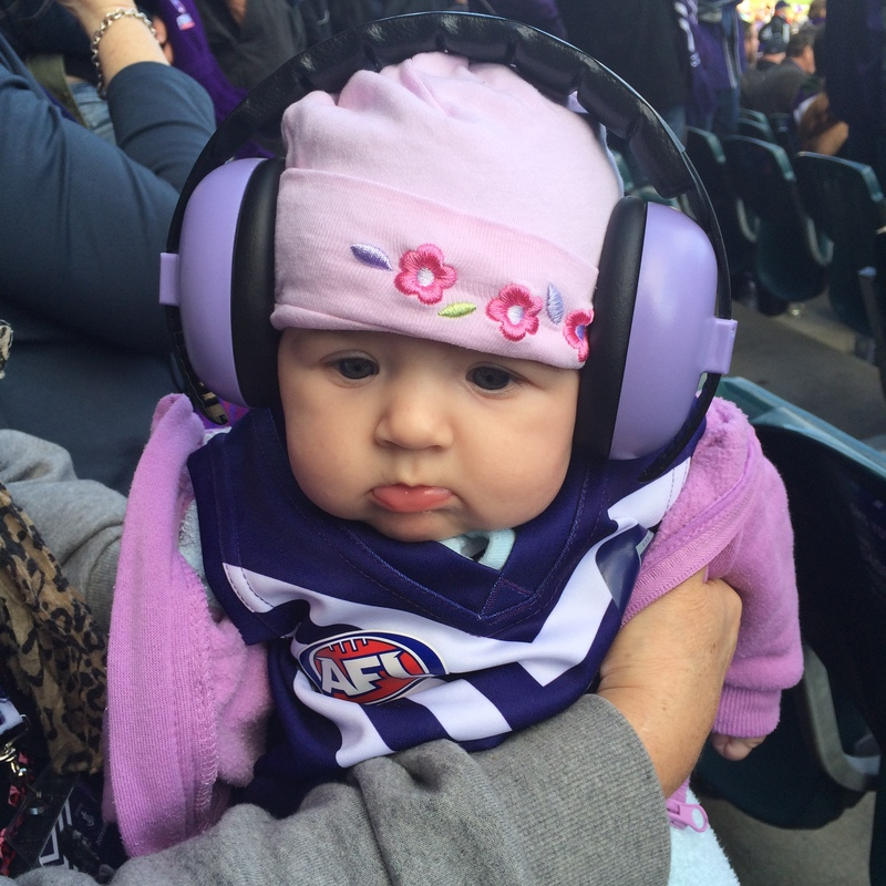 Tips On Taking Your Baby To Sports Events