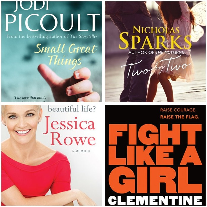 Top 5 Books for Her This Christmas Montage