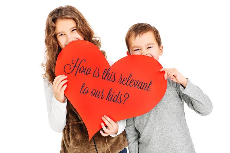 What Valentine's Day Can Teach Your Kids About Honour