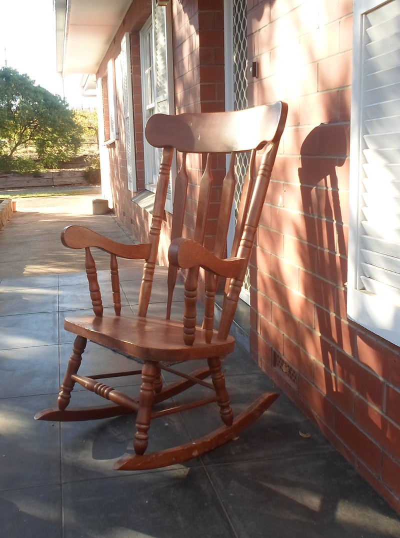 Rocking chair  - Benefits of a Rocking Chair for Children